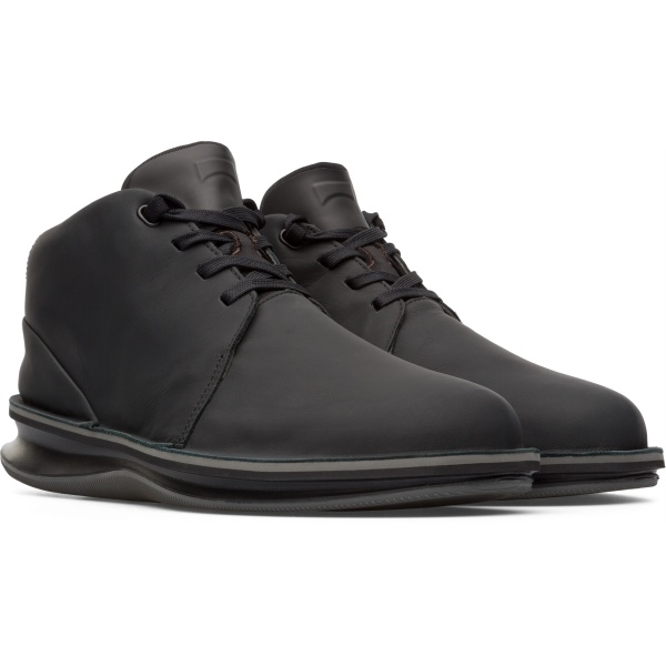 Camper Rolling Black Casual Shoes Men K300229-001