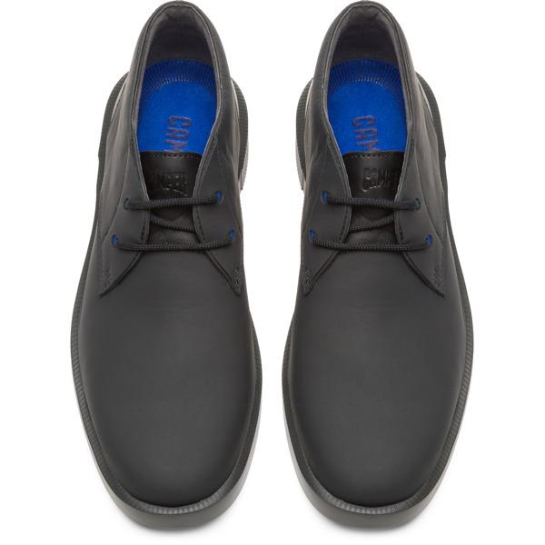 Camper Bill Black Ankle Boots Men K300235-001