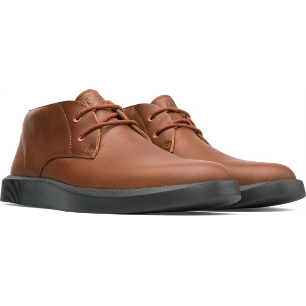 Camper Bill Brown Formal Shoes Men K300235-003