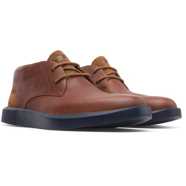 Camper Bill Brown Formal Shoes Men K300235-008