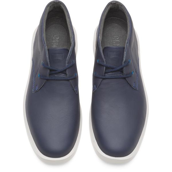Camper Bill Blue Formal Shoes Men K300235-011