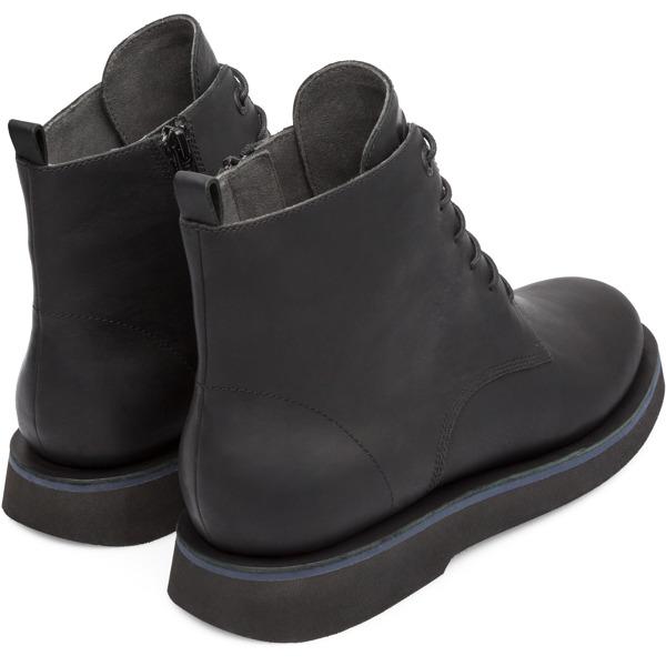 Camper Tyre Black Formal Shoes Men K300243-001