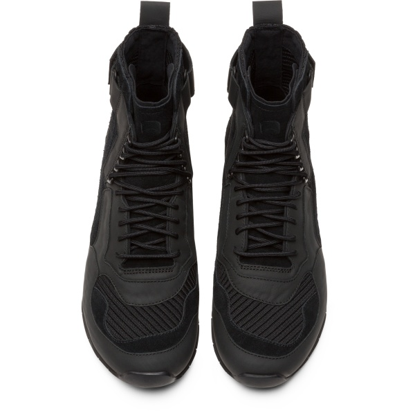 Camper Nothing Black Sneakers Men K300264-005
