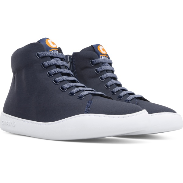Camper Peu Touring Blue Sneakers Men K300270-001