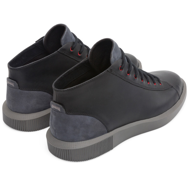 Camper Bill Black Ankle Boots Men K300275-003