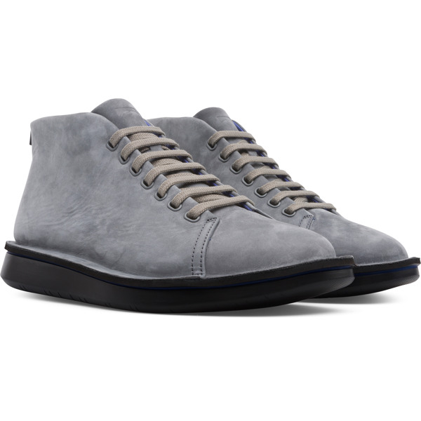 Camper Formiga Grey Ankle Boots Men K300279-002