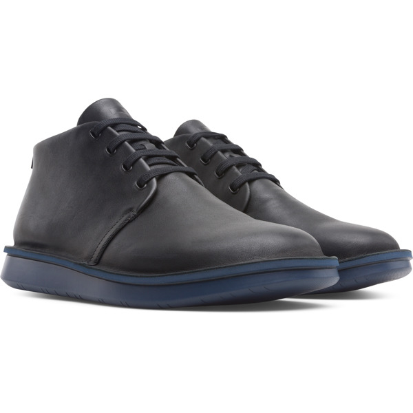 Camper Formiga Black Ankle Boots Men K300281-001