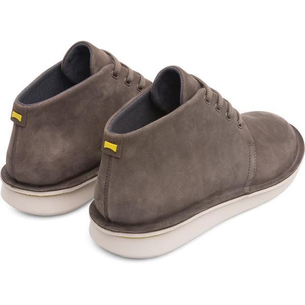 Camper Formiga Brown Gray Ankle Boots Men K300281-002
