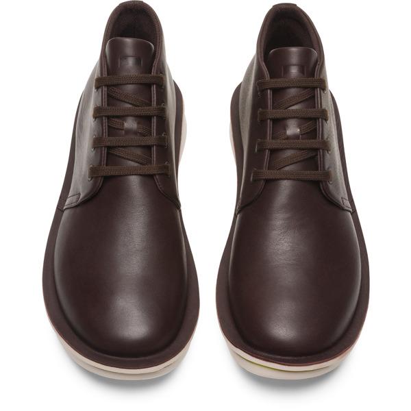 Camper Formiga Brown Ankle Boots Men K300281-003