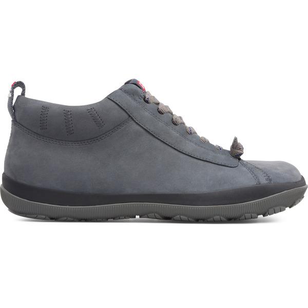 Camper Peu Pista Grey Casual Shoes Men K300285-002