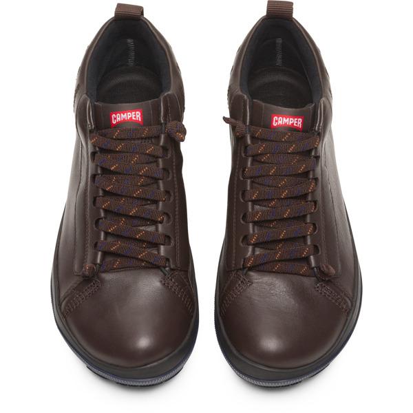 Camper Peu Pista Brown Casual Shoes Men K300285-004