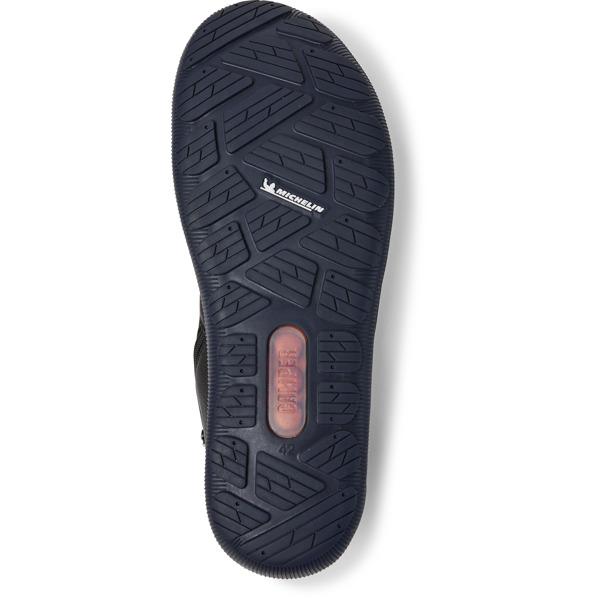 Camper Peu Pista Black Ankle Boots Men K300287-001