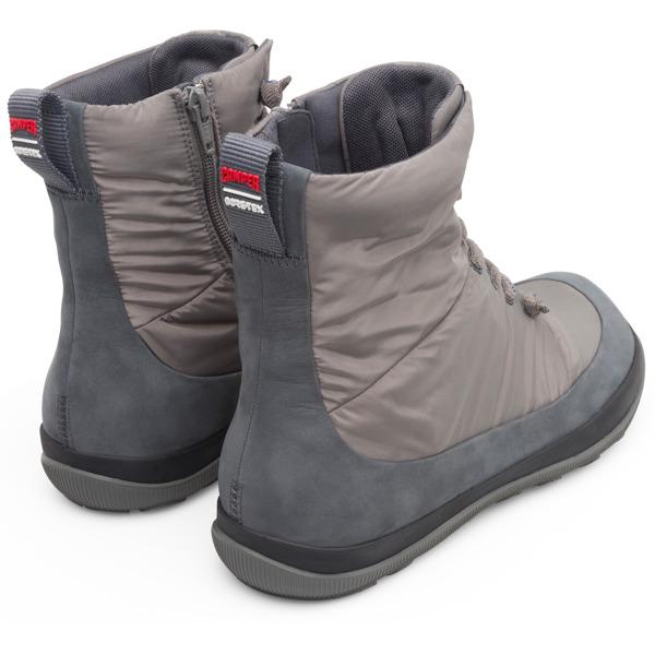 Camper Peu Pista Multicolor Ankle Boots Men K300288-003