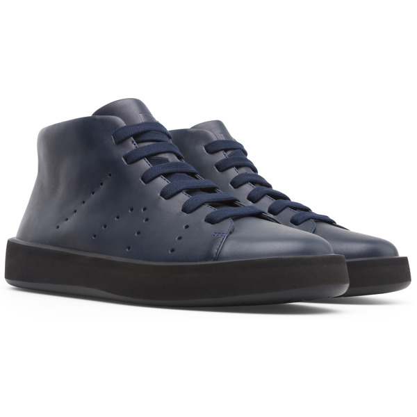 Camper Courb Blue Sneakers Men K300289-002