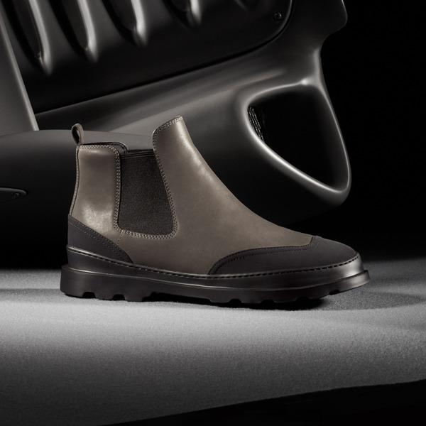 Camper Brutus Multicolor Ankle Boots Men K300291-004