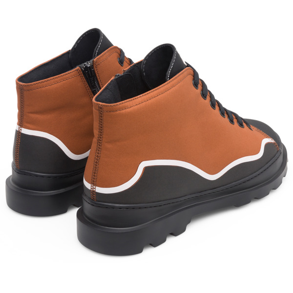 Camper Twins Multicolor Ankle Boots Men K300299-001
