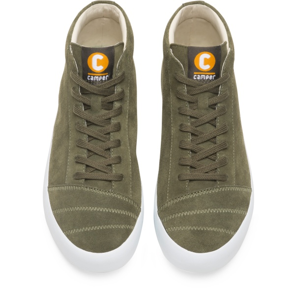 Camper Imar Green Sneakers Men K300300-003