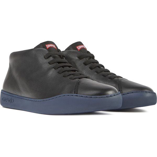 Camper Peu Touring Black Sneakers Men K300305-003