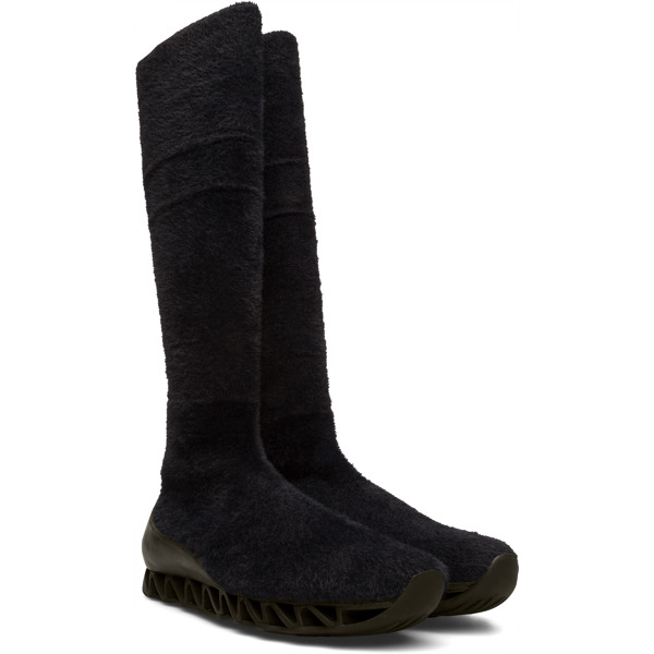 Camper Bernhard Willhelm Black Sneakers Men K300308-001