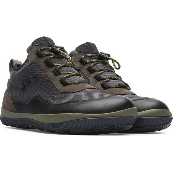 Camper Peu Pista Multicolor Ankle Boots Men K300324-002