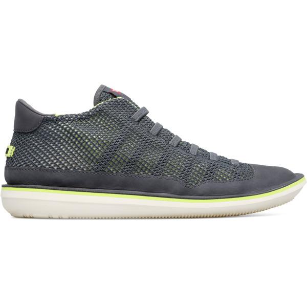 Camper Beetle Grey Casual Shoes Men K300327-001
