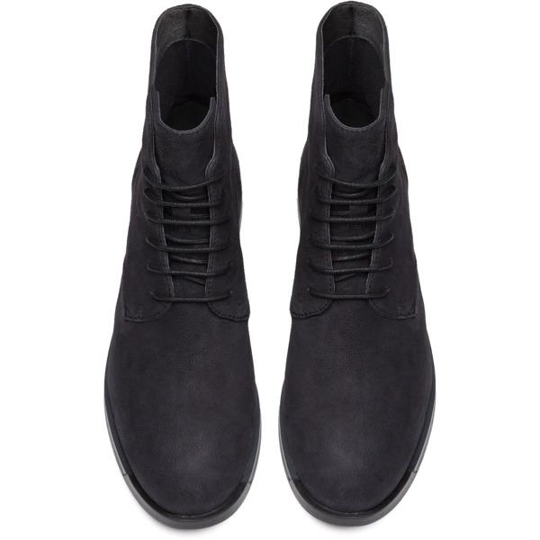 Camper Bowie Black Ankle Boots Women K400022-002