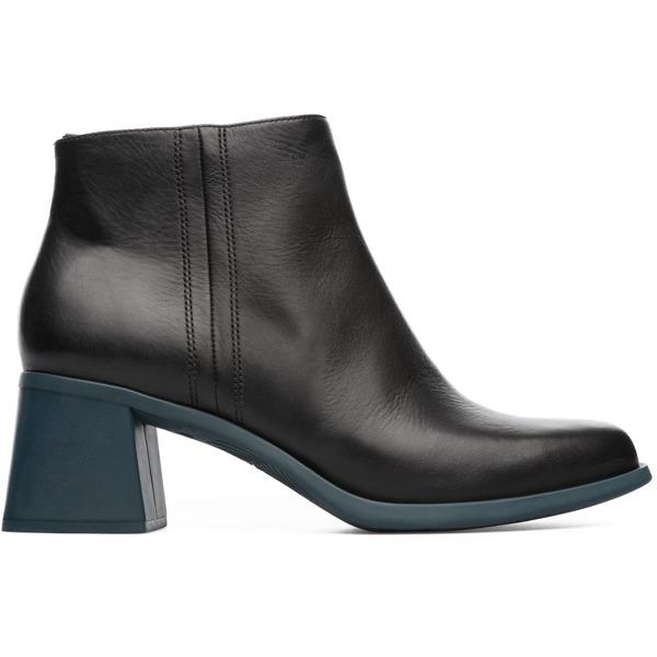 Camper Karolina Black Ankle Boots Women K400079-007