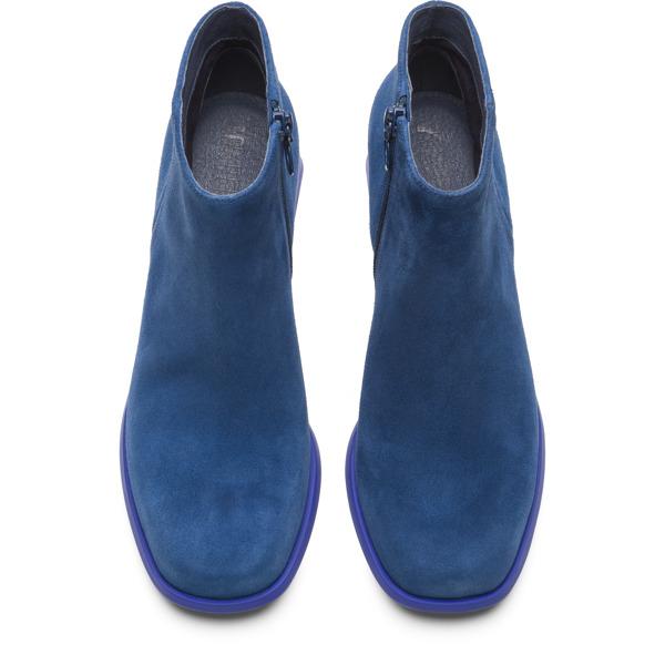 Camper Karolina Blue Ankle Boots Women K400079-009