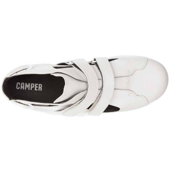 Camper Pelotas Step White Sneakers Women K400081-004