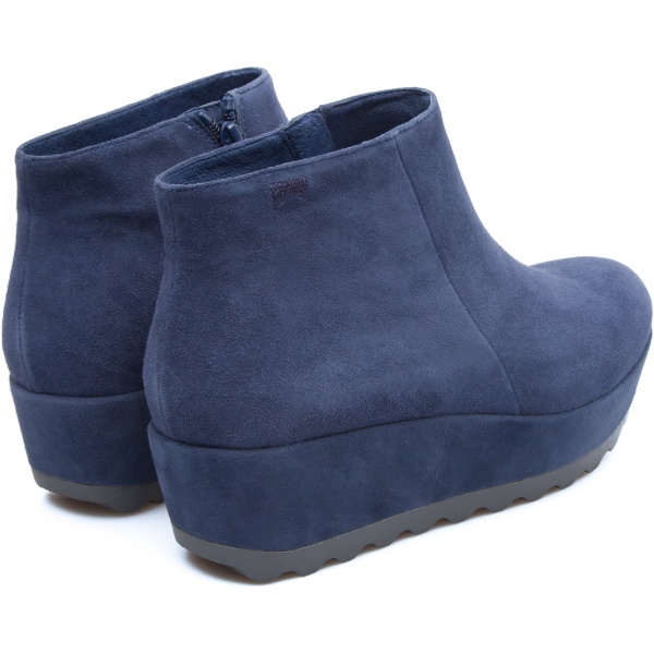 Camper Laika Blue Platforms / Wedges Women K400101-002