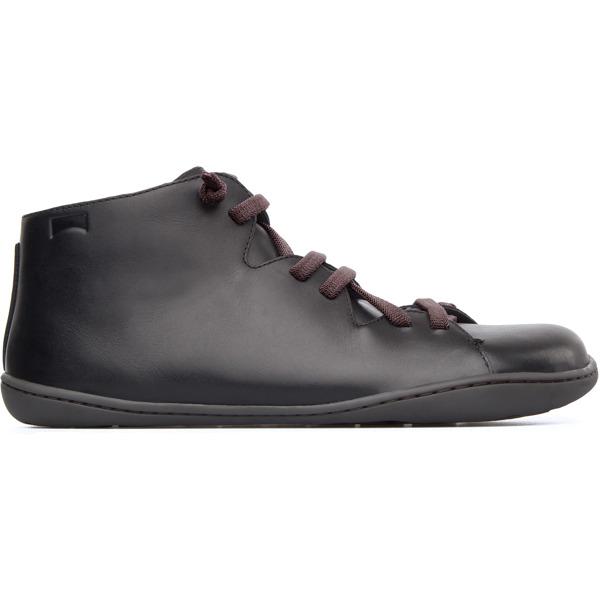 Camper Peu Black Casual Shoes Women K400120-001