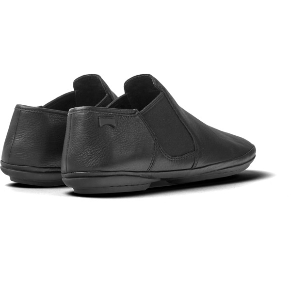 Camper Right Black Ankle Boots Women K400123-003