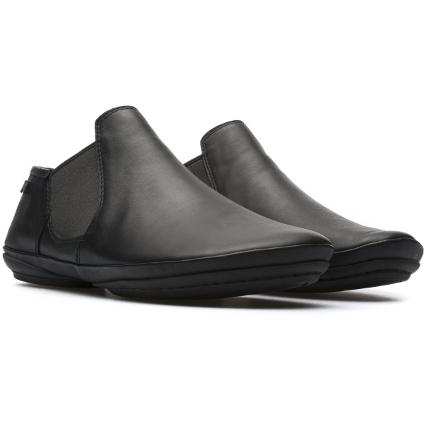Camper Right Black Casual Shoes Women K400123-005