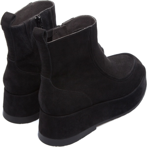 Camper Wilma Black Boots Women K400129-002