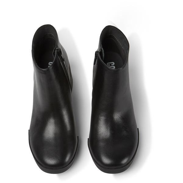 Camper Lotta Black Ankle Boots Women K400145-006