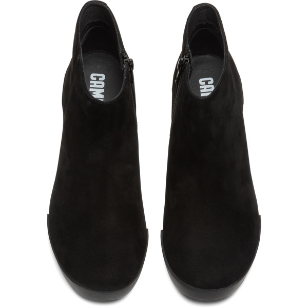 Camper Lotta Black Formal Shoes Women K400145-010