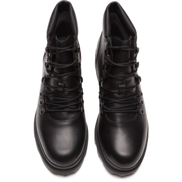 Camper Mil Black Boots Women K400146-003