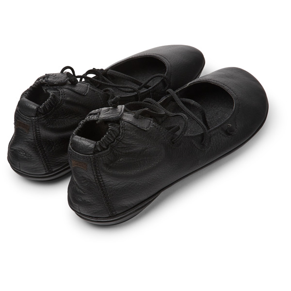 Camper Right Black Ankle Boots Women K400194-011