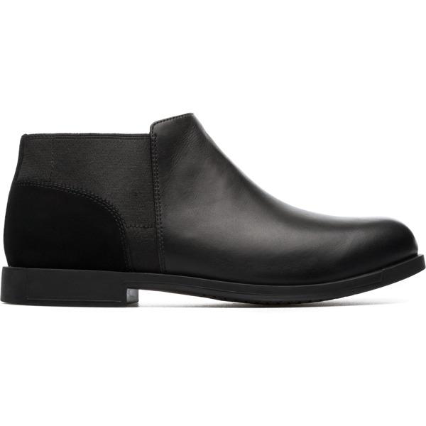 Camper Bowie Black Flat Shoes Women K400199-004