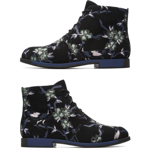 Camper Twins Multicolor Ankle Boots Women K400201-001