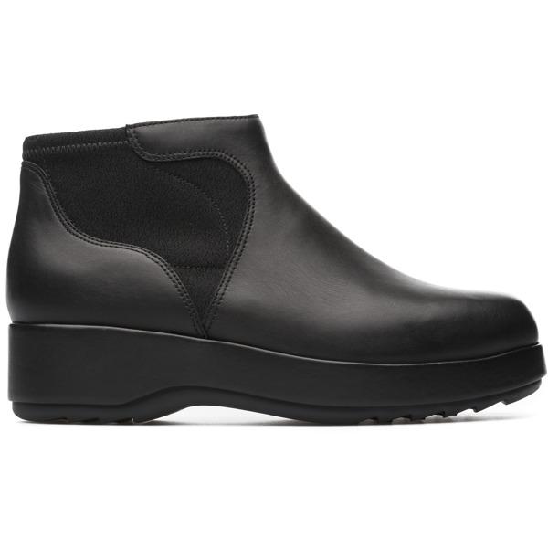Camper Dessa Black Ankle Boots Women K400204-002