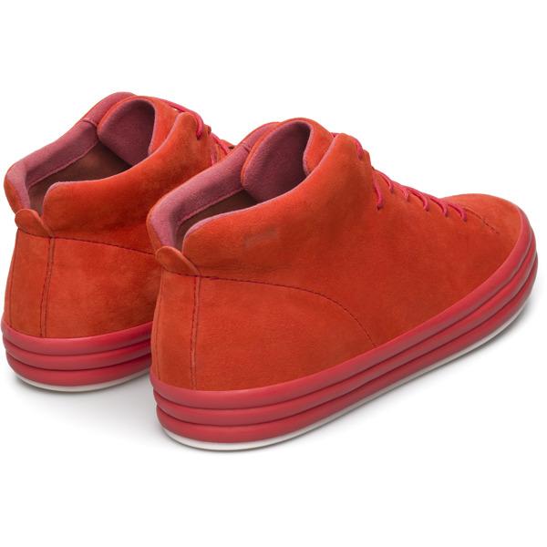 Camper Hoops Red Sneakers Women K400206-002