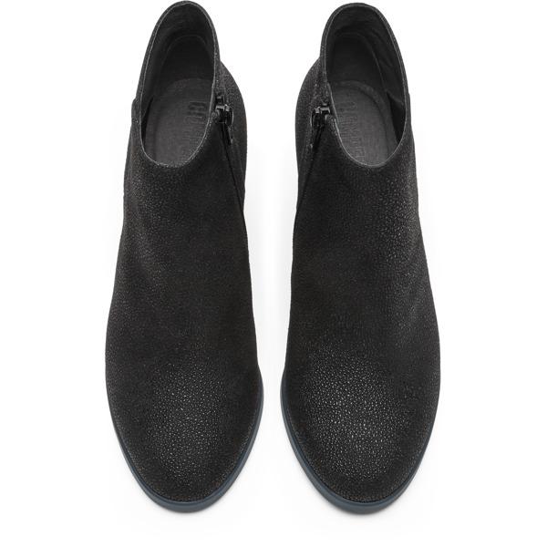 Camper Kara Black Ankle Boots Women K400208-003