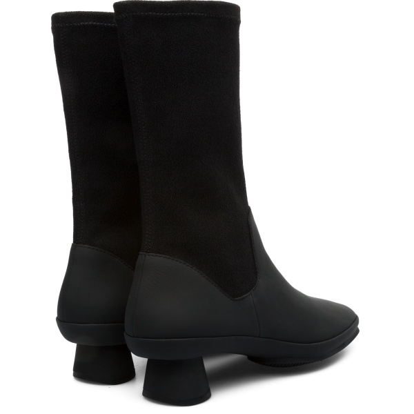 Camper Alright Black Ankle Boots Women K400217-005