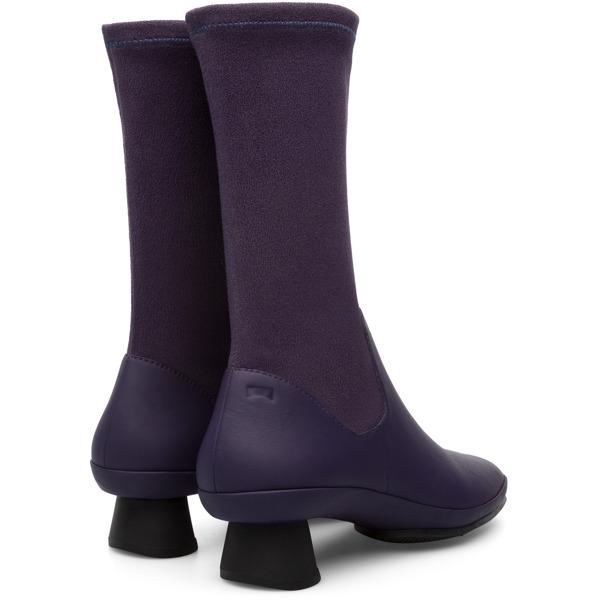 Camper Alright Purple Boots Women K400217-007