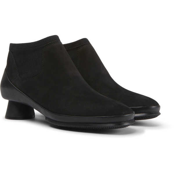 Camper Alright Black Ankle Boots Women K400218-007