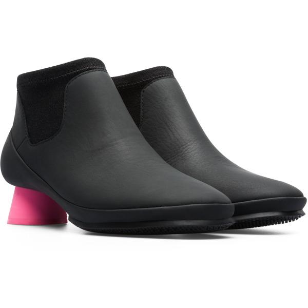 Camper Alright Black Ankle Boots Women K400218-020
