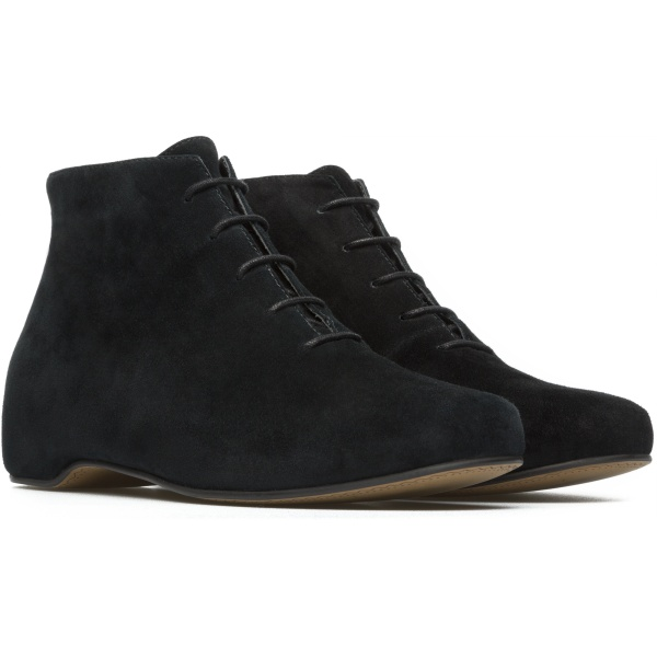 Camper Serena Black Ankle Boots Women K400222-001