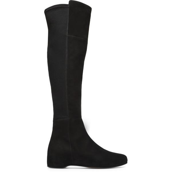 Camper Serena Black Ankle Boots Women K400225-001