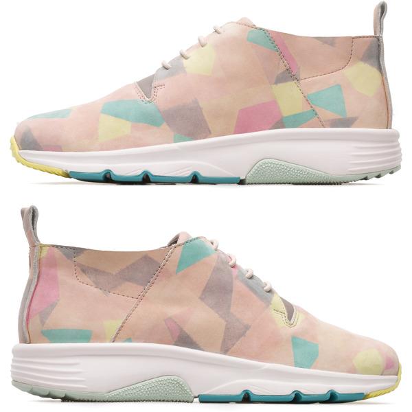 Camper Twins Multicolor Sneakers Women K400243-001